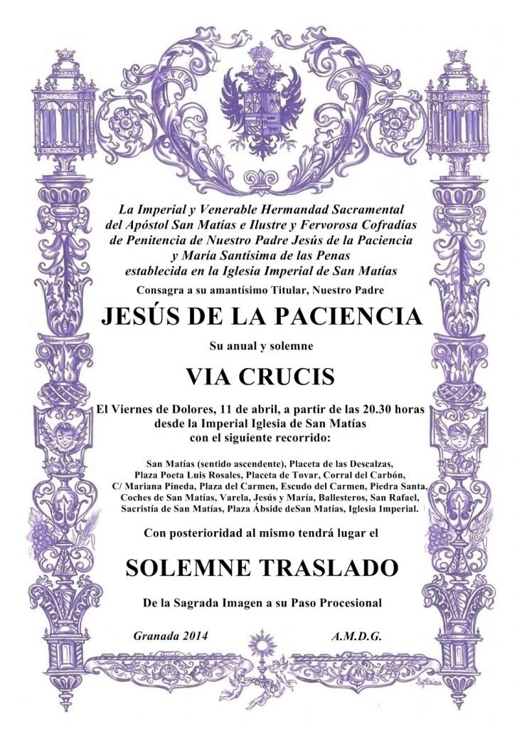 orla cultos via crucis
