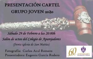 presentación cartel 2020