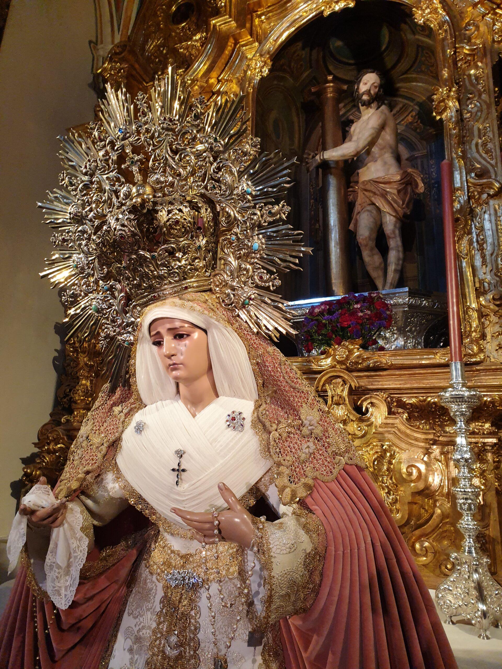 Mes de Mayo, Mes de María Santísima de las Penas