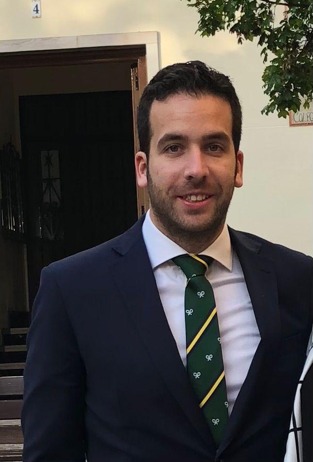 Ignacio Figueruela, candidato a Hermano Mayor